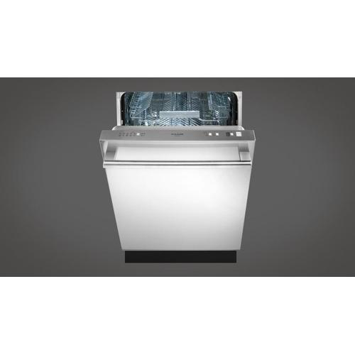 """24"""" Integrated Dishwasher With Stainless Steel Exterior - Stainless Steel"""
