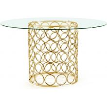"""See Details - Opal Dining Table - 54"""" W x 54"""" D x 30"""" H"""