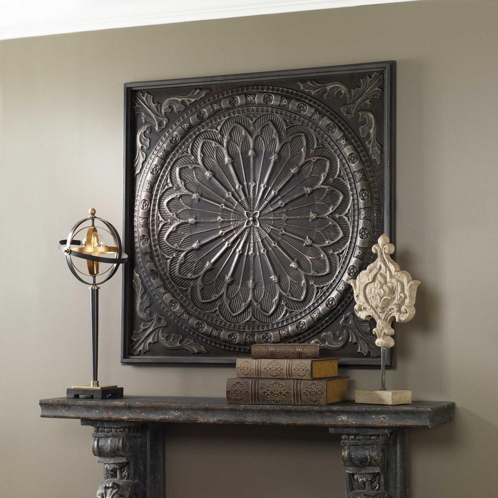See Details - Ottavio Metal Wall Decor