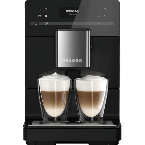Miele - CM 5310 Silence - Countertop coffee machine with OneTouch for Two for the ultimate in coffee enjoyment.