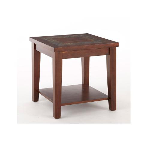Steve Silver Co. - Davenport Slate End Table