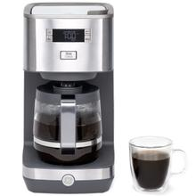 See Details - GE Drip Coffee Maker with Glass Carafe
