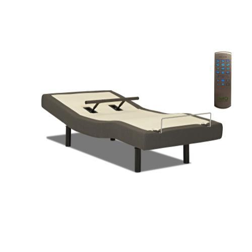 875 Adjustable Bed Base, Twin XL w/Wi-Fi Wireless Remote, Massage & USB