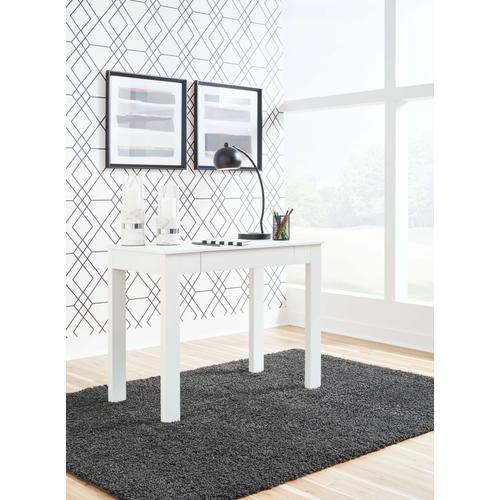 "Signature Design By Ashley - Baraga 39"" Home Office Desk"