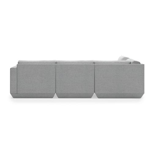 Podium 5PC Seating Group A New Hanson Navy / Left Facing