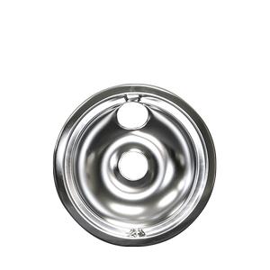 Frigidaire - Smart Choice 8'' Chrome Drip Bowl