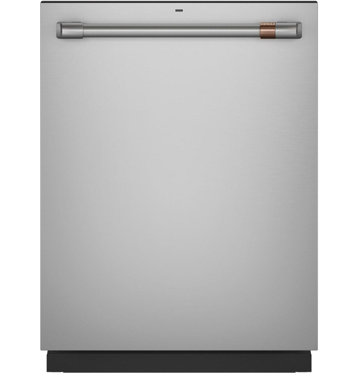 CafeStainless Steel Interior Dishwasher With Sanitize And Ultra Wash & Dry