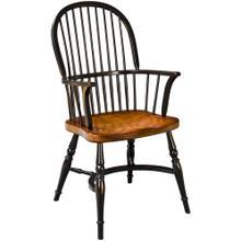 English Windsor Arm Chair