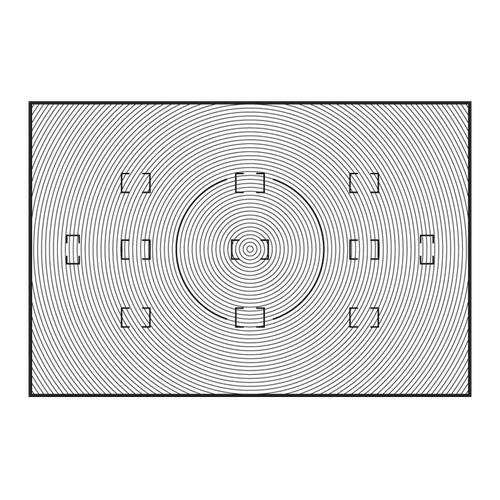 Type B III Focusing Screen
