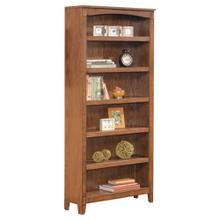 "Cross Island 75"" Bookcase"