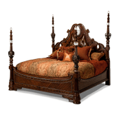 Cal King Poster Bed