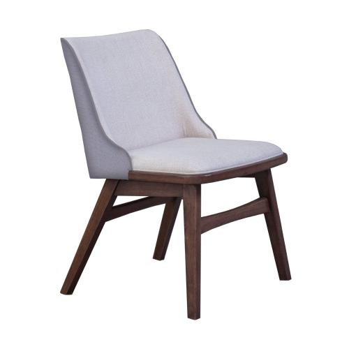 Oscar Wood Back Chair
