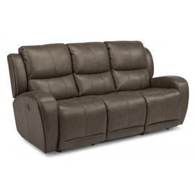 Chaz Power Reclining Sofa