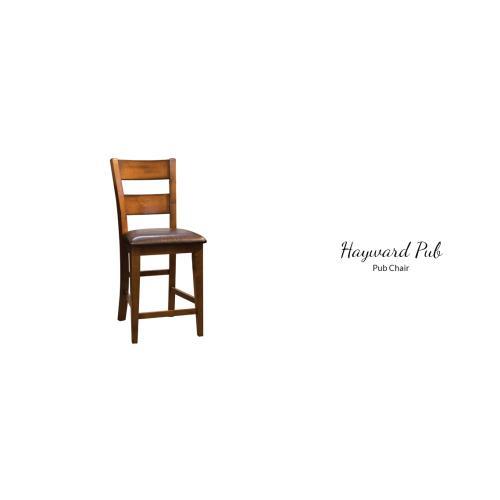 Gallery - Pub table & 6 pub chairs