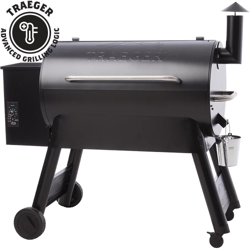 Pro Series 34 Grill - Blue