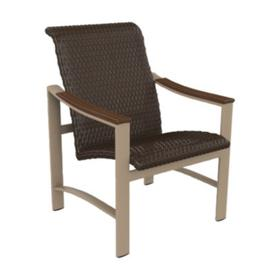 Brazo Woven Dining Chair