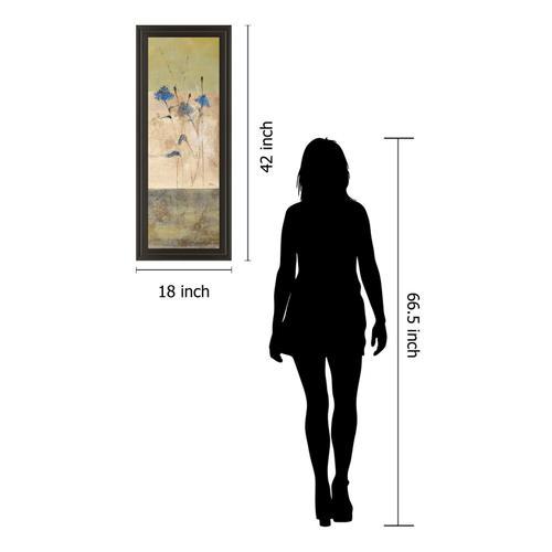 """""""Kimono Il"""" By Loretta Linza Framed Print Wall Art"""