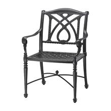 View Product - Grand Terrace Cushion Dining Chair
