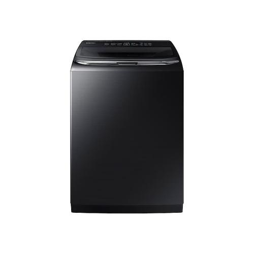 5.2 cu. ft. activewash™ Top Load Washer with Integrated Touch Controls in Black Stainless Steel