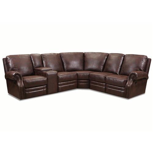 57003 Canterbury Power Right Arm Facing Reclining Sofa