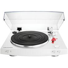 Fully Automatic Belt-Drive Stereo Turntable (White)