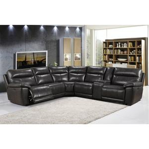 2490 Martin Sectional Pwr Pwr Head One Arm Chair R