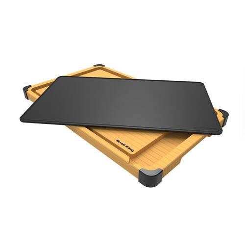 Deluxe Cutting/Serving Board Set - 12-IN x 20-IN