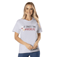 It Takes Two Mom Life T-Shirt - S