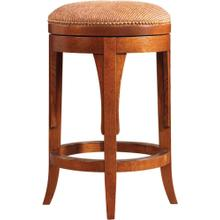 Counter Stool, Cherry Swivel Stool