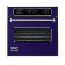 "Cobalt Blue 30"" Single Electric Touch Control Premiere Oven - VESO (30"" Wide Single Electric Touch Control Premiere Oven)"