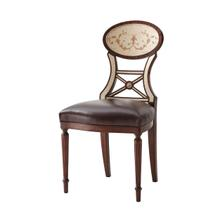 See Details - Eglomise Side chair