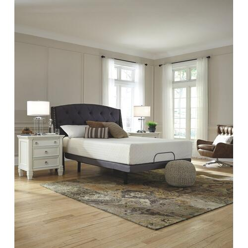 Chime 12 Inch Memory Foam Full Mattress In A Box