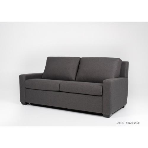 American Leather - Lyons Sleek Sleeper Sofa - American Leather