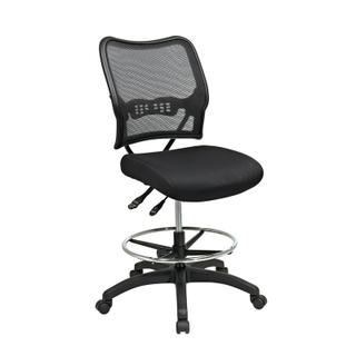 See Details - Deluxe Ergonomic Airgrid Back Drafting Chair