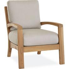 7649-01 Teak Outdoor Chair