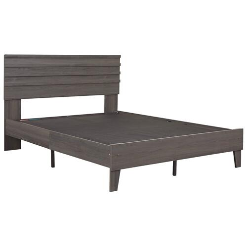 Brymont Full Panel Platform Bed