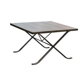 Nesting Table, Available in Silver Iron Finish Only.