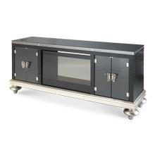 Media Console w/Docking Station