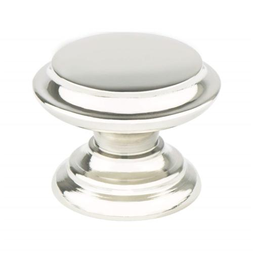 Designers Group Ten Polished Nickel Euro Classica Knob