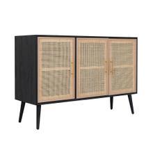 See Details - Three-Door TV Cabinet