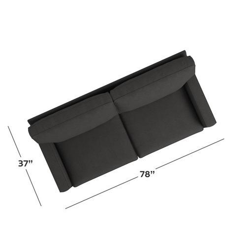Bassett Furniture - Alexander Track Arm Sofa