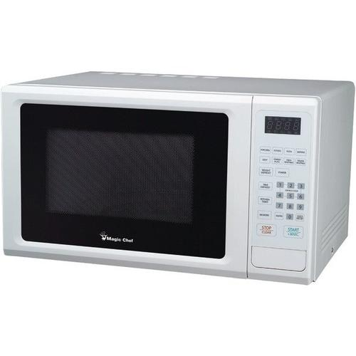 Petra - 1.1 Cubic-ft, 1,000-Watt Microwave with Digital Touch (White)