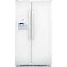 See Details - Frigidaire 25.5 Cu. Ft. Side-by-Side Refrigerator