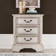 See Details - 3 Drawer Night Stand