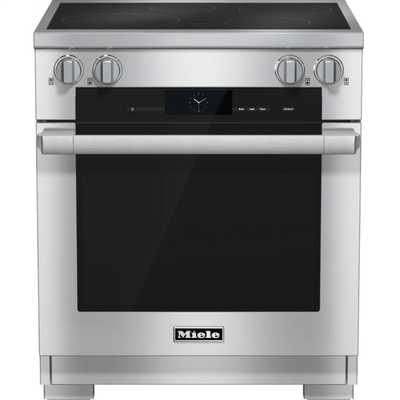 HR 1622-2 - 30 inch range Induction with M Touch controls, Moisture Plus and wireless roast probe
