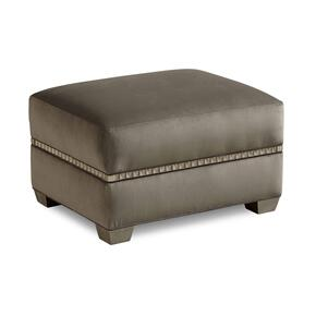 Morrissey Upholstered Mani Ottoman
