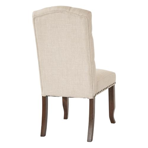 Jessica Tufted Dining Chair