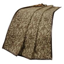 Highland Lodge Reversible Throw Blanket