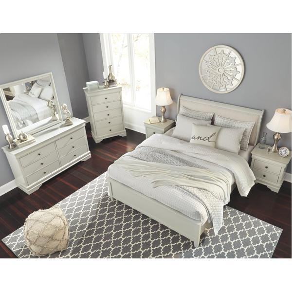 Jorstad King Sleigh Bed