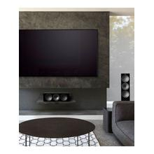 Gloss Black Free R2C Center Channel with any R Series Floorstander and KEF Subwoofer purchase.